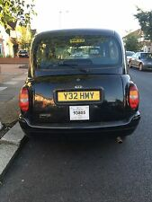 LONDON LTI  BLACK TAXI  TX1  FROM 1999 UPWARDS.GOOD STOCK OF CABS,10 YRS Intrade