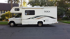 2003 Tioga 23E Class C Motorhome Slideout with Only 33,000 Original Miles !!!