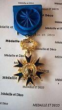 Médaille d'Officier de l'Ordre National du Mérite (fra 017)