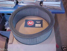 NOS AC 5647244 PONTIAC 5647205 SUPER DUTY NASCAR IMCA AIR FILTER 59 60 61 62 63