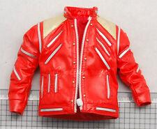 Hot Toys 1/6 Scale MIS10 MJ Michael Jackson Beat It Action Figure - Jacket