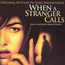 WHEN A STRANGER CALLS Original Soundtrack CD - NM