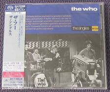 "THE WHO ""THE SINGLES"" JAPAN SHM-SACD DSD 2014 JEWEL CASE *SEALED*"