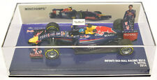 Minichamps INFINITI RED BULL RACING rb10, S Vettel 2014, 1:43 SCALA 410140001