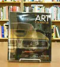 The Art of the Muscle Car Newhardt Poster Photo Cards Car History Collector