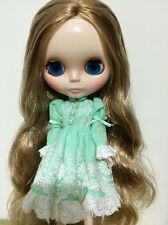 """Takara 12"""" Neo Blythe Curly Hair Nude Doll Sunshine girl from Factory T1"""