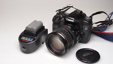 CANON EOS 50D DSLR CAMERA BODY W/28-135mm IS LENS EXCELLENT