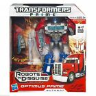 "Transformers Prime Robots in Disguise Voyager – Optimus Prime Approx 7"" Tall New"