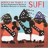 The Master Musicians of Joujouka Moroccan Trance Music, Vol. 2: Sufi CD