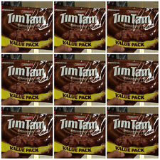 Arnotts Tim Tam Chocolate Biscuits Value Pack 330g X 10 PACKETS UPS EXPRESS SHIP