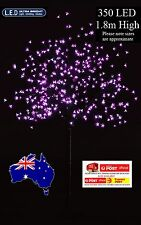 1.8M 350LED PINK CHERRY BLOSSOM CHRISTMAS OUTDOOR TREE