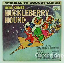 Hanna Barbera HERE COMES HUCKLEBERRY HOUND Original TV COLPIX Cartoon Yogi Bear