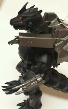"Bandai 9"" Black Mecha Godzilla FIGURE 2002 theater tag IN USA"