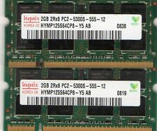 4GB 2x 2GB Kit Apple MacBook MB062LL/A MB063LL/A MA402LL/A MB403LL/A RAM Memory