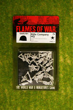Flames of War US Rifle Company HQ GREAT WAR 15mm GUS701