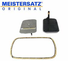NEW BMW E46 E83 323i E36 E39 Automatic Transmission Filter Kit 24117557070