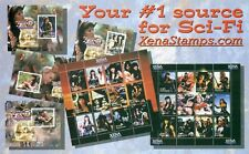 PROMO AD FOR XENA STAMPS