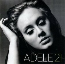 ADELE 21 CD NEW 2011