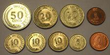 SINGAPORE 50 Cents 1977. 2 x 20 1969, 1981. 3 x 10 1970, 1973, 1981. 5 1982. 2x1