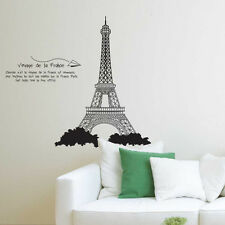 Eiffel Tower wall stickers,wall decals 726
