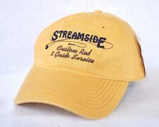 *STREAMSIDE ROD & GUIDE SERVICE* Michigan Fly Fishing Ball cap hat OURAY