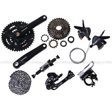 SHIMANO Altus M370 MTB Groupset Group Set 3x9 27-speed  7pcs