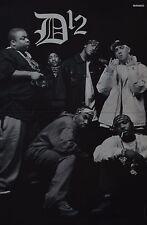 D12 - A3 Poster (ca. 42 x 28 cm) - Eminem Clippings Fan Sammlung NEU