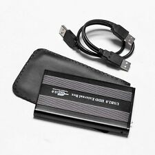 IDE Hard Drive Disk HD External Case Enclosure Box fr Laptop PC USB 2.0 2.5""