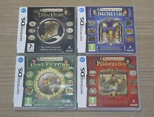 Professeur layton jeu 4 lot-pal-nintendo ds/2DS/3DS games