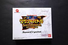 System Bandai WonderSwan SWANCRYSTAL ONE PIECE LIMITED JAPAN Very.Good.Condition