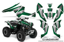 CAN-AM RENEGADE CREATORX GRAPHICS KIT DECALS STICKERS CHROMIUM GF