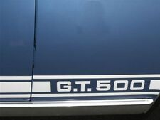 1967 Ford Shelby Mustang  GT500 BLUE  Stripe Kit MADE IN THE USA - FORD LICENSED