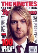 ROLLING STONE MAGAZINE ~ SPECIAL EDITION THE 100 GREATEST ALBUMS ~ THE NINETIES
