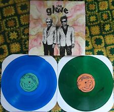 The Glove-'83 Robert Smith Vocals LTD COLOR WAX 2xlp NM Cure,Siouxsie & Banshees