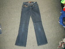 "Only London Plant Bootcut Waist 26"" Leg 28"" Faded Dark Blue Ladies Jeans"
