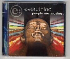 EVERYTHING - People Are Moving - 2001 CD - buone condizioni