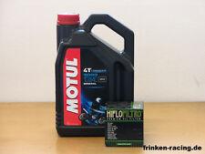 Motul Öl 3000 10W-40 / Ölfilter Kawasaki ZR750 Zephyr Bj 91-99