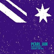 Pearl Jam: Perth Australia February 23rd 2003 - box 2 CD digipack 2003