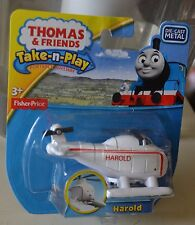 Thomas and Friends Take n Play HAROLD Portable NEW