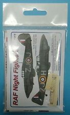 AML A72047 Resin 1/72 Hurricane Mk.I & Defiant Mk.I 6 stub exhaust versions Pt.2