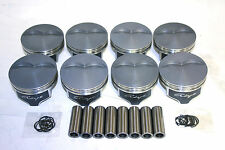 "CHEVY 350 383 4.030"" CH 1.125"" 2618 PREMINUM SRS FORGED PISTON W/CERAMIC COATING"