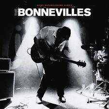 THE BONNEVILLES - ARROW PIERCE MY HEART  CD NEU