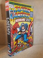 CAPTAIN AMERICA OMNIBUS by JACK KIRBY Brand New, Factory-Sealed