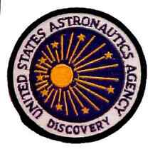 """2001/2010 A Space Odyssey Discovery  3.5"""" Uniform Patch- FREE S&H (20PA-07)"""