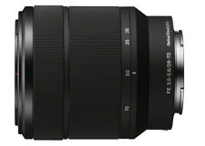 [Sony] SEL2870 FE 28–70mm F3.5-5.6 OSS For 35mm Full Frame A7 A7r and Nex Series