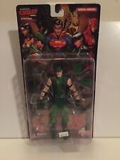 "Green Arrow 6"" ACtion Figure IDENTITY CRISIS SERIES 1 DC DIRECT"