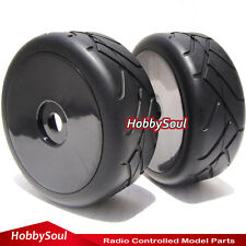 1/8 RC On road Tires & Dish Wheels for Redcat HPI Racing HSP FS(1pair)