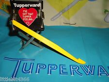 VINTAGE TUPPERWARE YELLOW CITRUS PEELER GADGET # 727 TINY TREASURES
