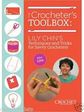 NEW! The Crocheter's Toolbox with Lily Chin [DVD]
