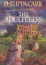The Adulteress Philippa Carr  ahrdcover dj book club edition 1982